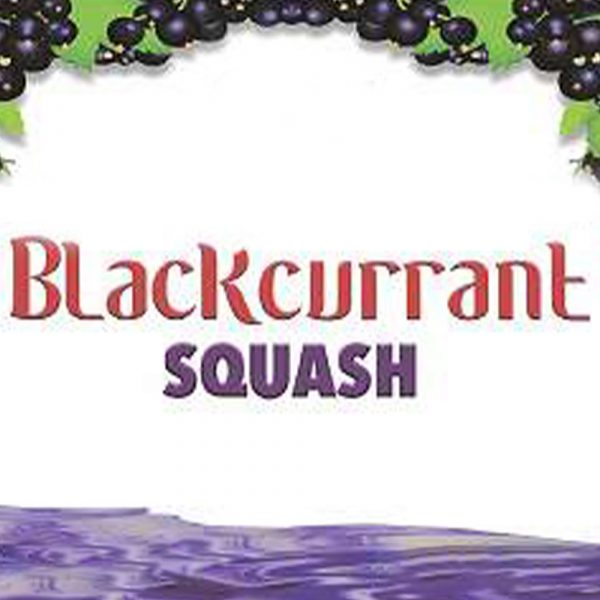 Blackcurrant Squash E-Liquid