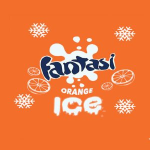 orange fantasi ice